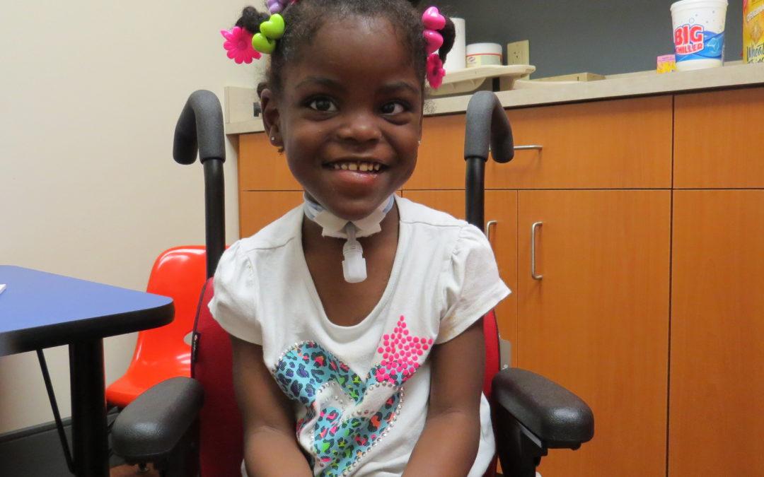 Feeding Clinic – KaAnn's Story