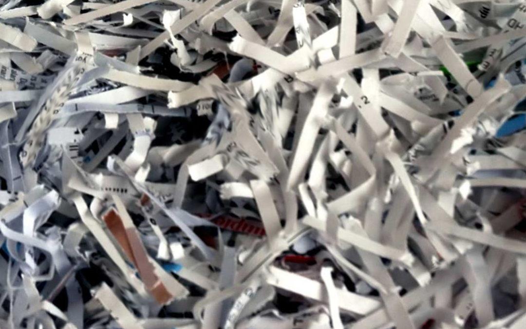 TARC Industries – Document Destruction