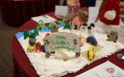 Day Services Giving Back – Gingerbread House