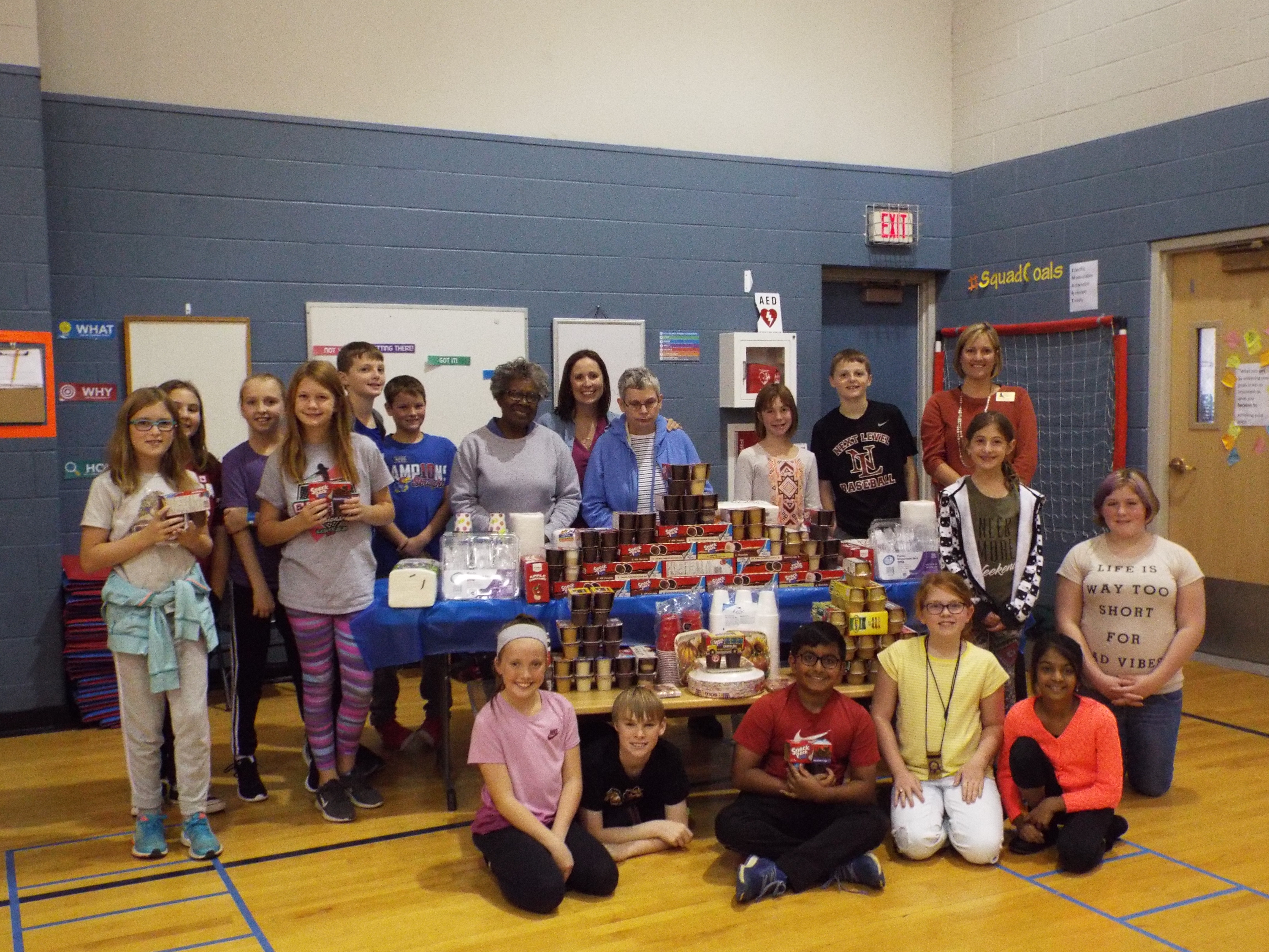 Day Service and Topeka Collegiate Partnership